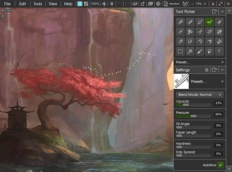 Mode_LightsOut ArtRage 5 quick start guide