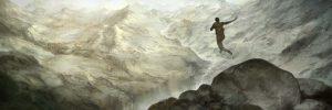 Mountains boy by Jon Hodgson ArtRage Artist