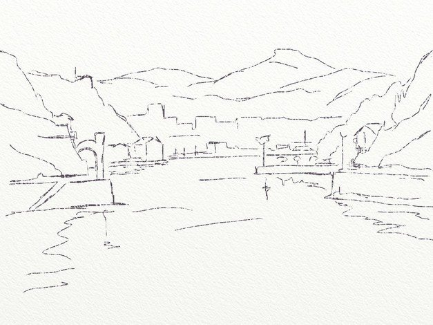 Pasaia Harbor 1 by Kepa Lucas