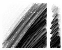 Pencil shading pressure