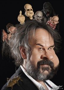 Peter Jackson by Yoann Lori