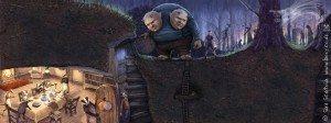 'The Ballad of Piggotty Wood' by Sav Scatola