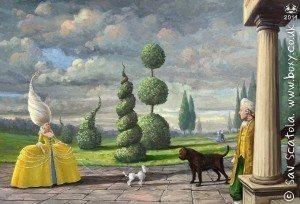 'Promenade' by Sav Scatola