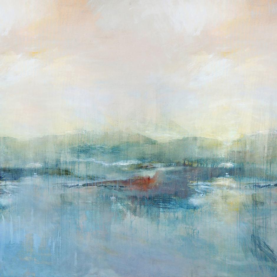 Pure Creation 12x12 Brian Coffey Featured ArtRage Artist