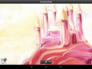 artrage oil painter free screenshot