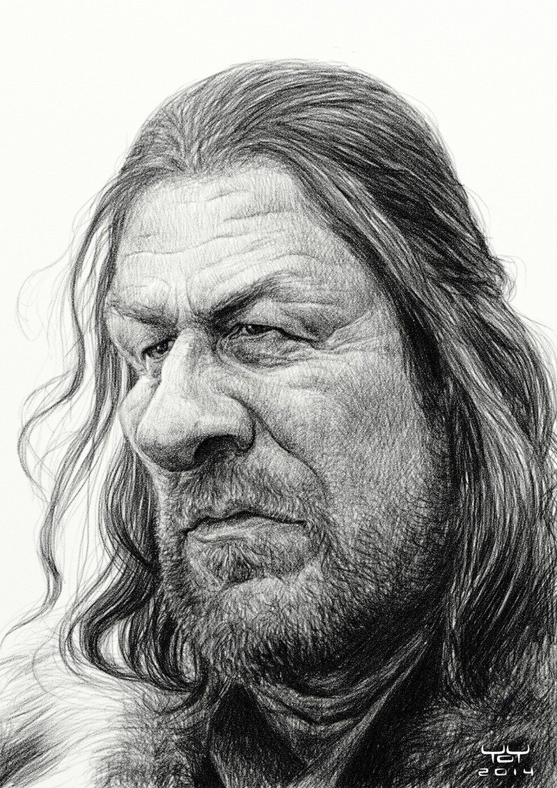 Sean Bean by  Yoann Lori