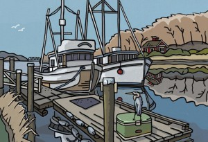 Seeking Safe Harbour by Gary Nay