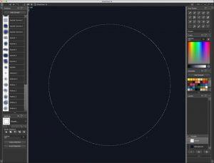 SelectShield metallic ArtRage 5 tutorial by Boxy Sav Scatola