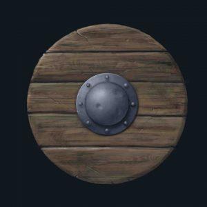 ShieldBossFinal metallic ArtRage 5 tutorial by Boxy Sav Scatola