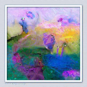 Soft Beginnings by Gary Hopkins ArtRage Artist