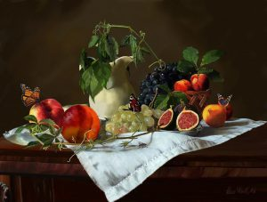 Still Life 2 by Rene Novak ArtRage 5 Art Contest