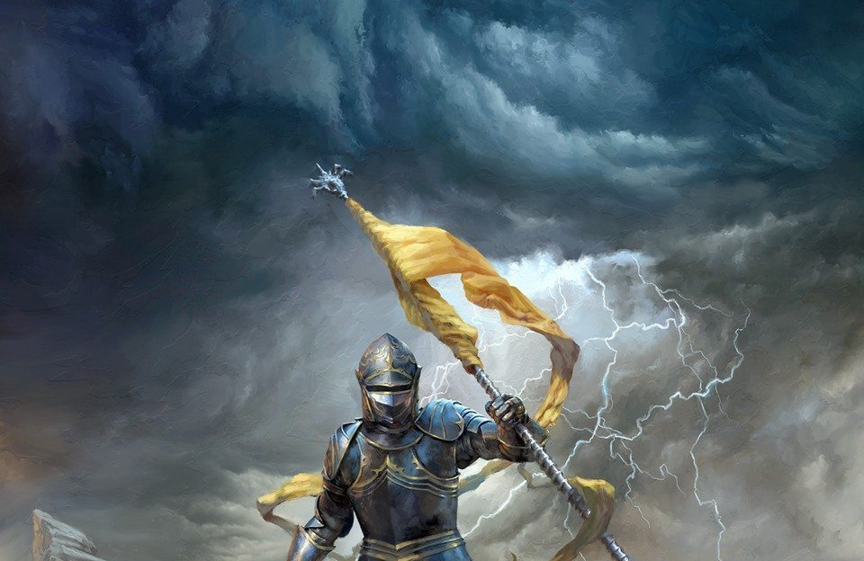 """Stormlight"" by Sergey Shikin"