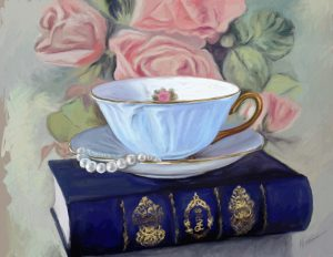 Teatime by Shelly Hanna