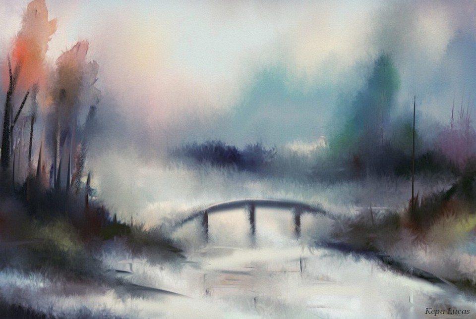 The bridge by Kepa Lucas