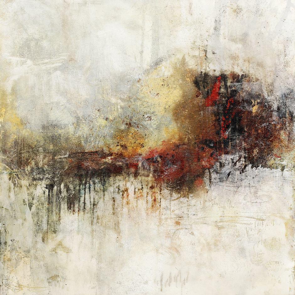 Undefined Impression 16x16 Brian Coffey Featured ArtRage Artist