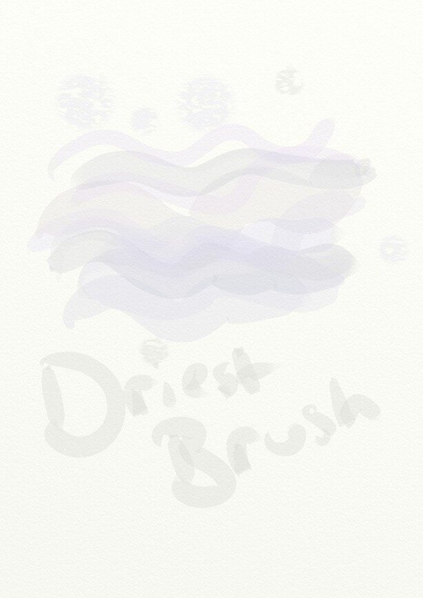 ArtRage Oil Painter Free Driest Brush Preset