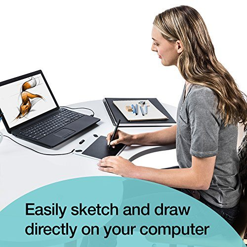 Wacom Intuos Draw Ctl490dw Digital Drawing And Graphics