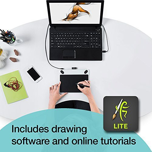 Wacom intuos draw ctl490dw digital drawing and graphics Best free drawing software for pc