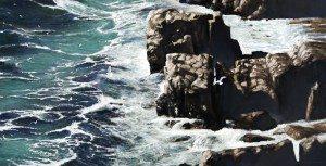 Water vs. Stone by Tom Björklund