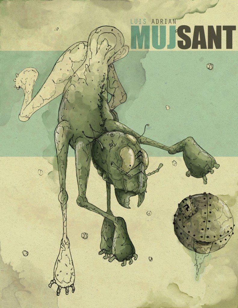 alien by Luis Mujsant