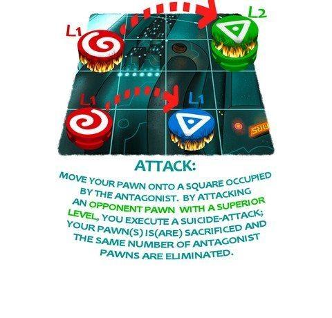 antagonism stephane perriard board game rules 6 ArtRage