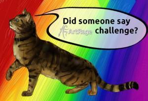 art challenge contest