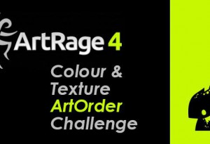 The ArtOrder Contest: ArtRage Colour and Texture
