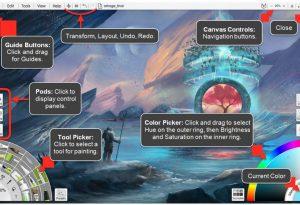 artrage 5 interface quick start guide