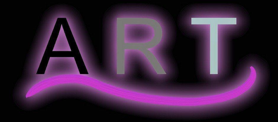 Artrage 5 слой эффекты свечения 2