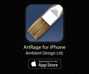 iphone painting software app on iTunes