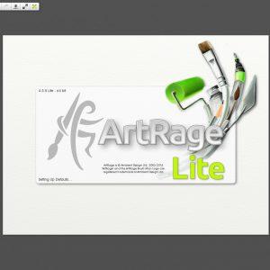 ArtRage Lite screenshot