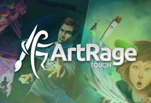 artrage touch windows 8