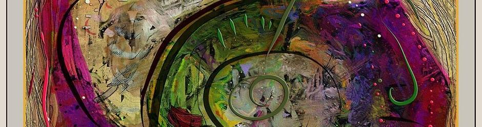 Primordial banner detail by gary hopkins ArtRage Artist