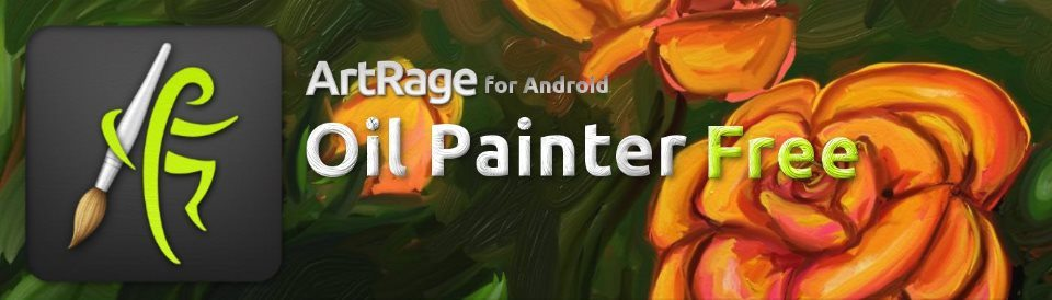 ArtRage Oil Painter Free banner