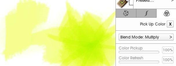 blend mode custom brush designer ArtRage 5