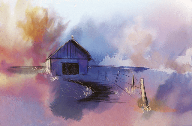 How to Paint Realistic Watercolors - ArtRage