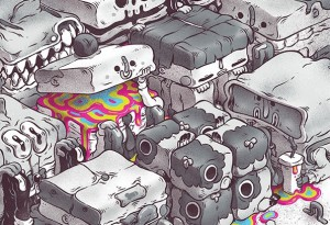 Chromacon 2015 : New Zealand Indie Art Festival http://www.chromacon.co.nz/