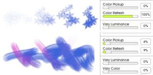 color refresh custom brush designer ArtRage 5
