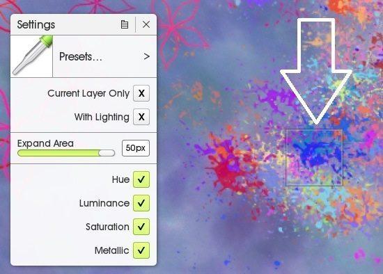 color sampler 50 px. ajpg