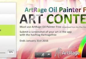 contest artrage oil painter free