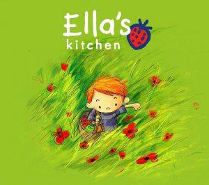 Ella's Kitchen by Lauren May