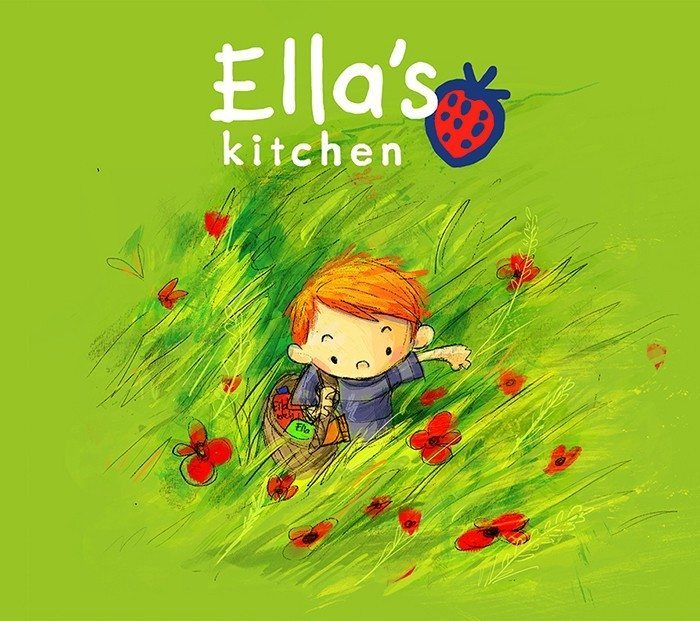 Ella's Kitchen by Lauren May