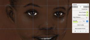 guides portrait artrage 5