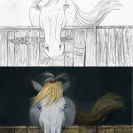 horse by Henry Stahle