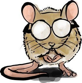 iNK Pen Mouse artrage april fools
