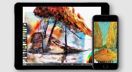 Works on iPad and iPhone
