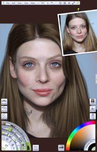 img 25 - fin portrait tutorial by Paul Hinch-Worman