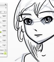 Drawing Manga in ArtRage: Sketching and Inking