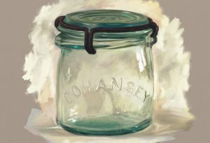 Jar by Shelly Hanna