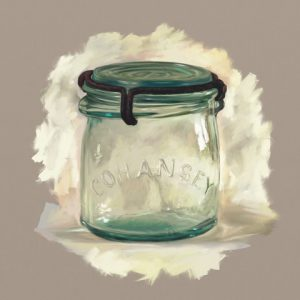 Cohansey Jar by Shelly Hanna (small)